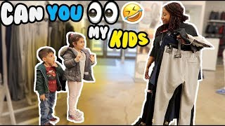 CAN YOU BABYSIT MY KIDS PRANK!!!