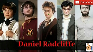 Harry Potter | From 6 to 27 Years Old | Daniel Radcliffe