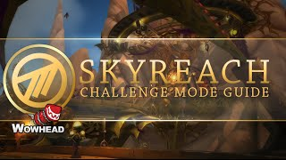 Skyreach Challenge Mode Gold Guide by Method