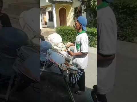 Sholawat Nabi Dengan Drum Alat Dapur Bekas