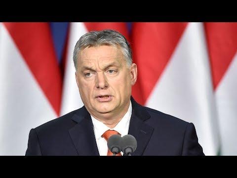 Orbán Viktor miniszterelnök évértékelő beszéde 2018.02.18.