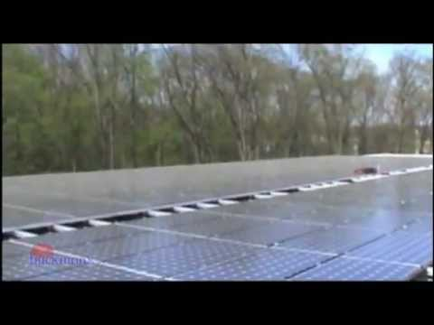 Buckmans Inc Solar Installation Project