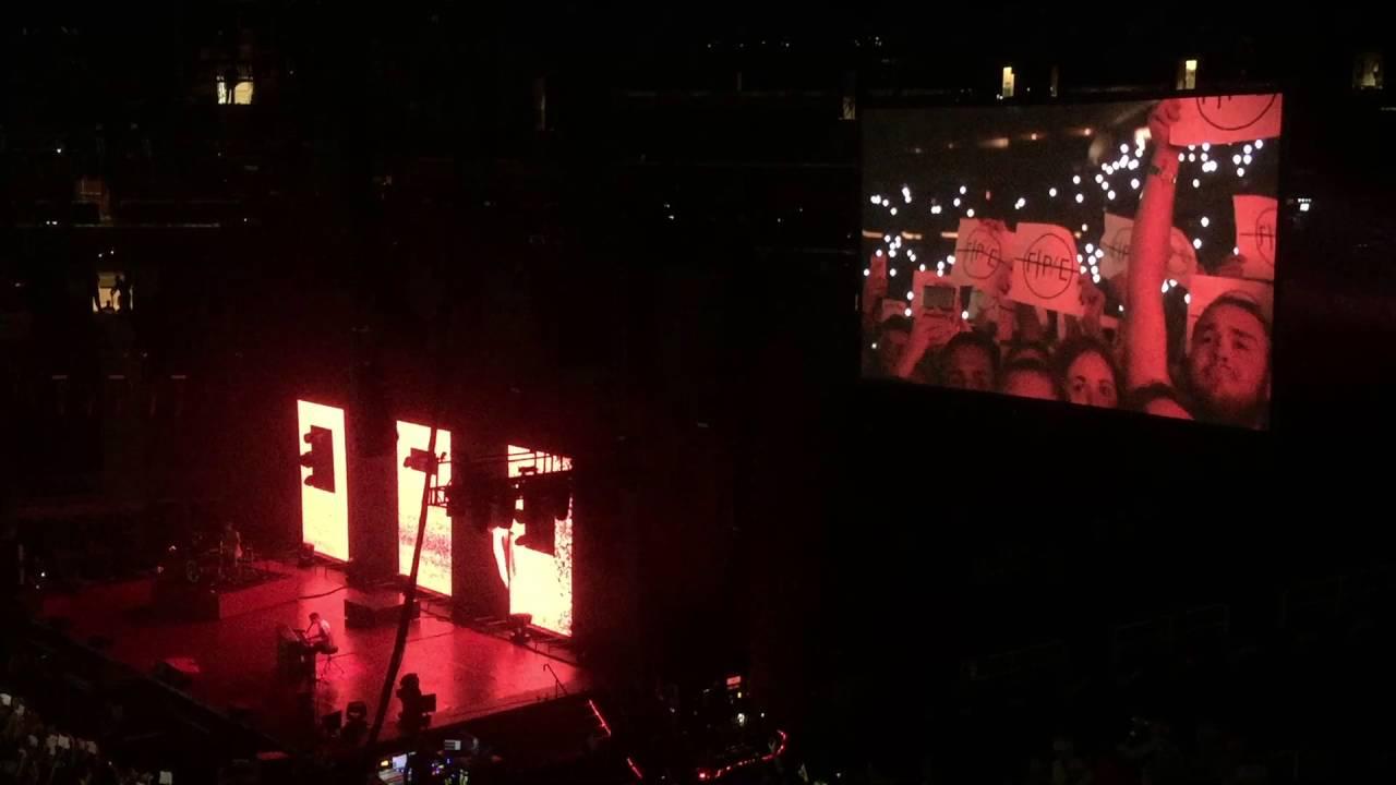 Madison Square Garden: Twenty One Pilots Goner Live Madison Square Garden 8/10/16