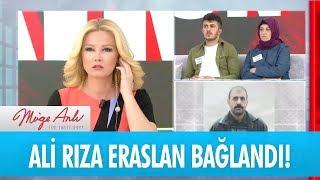 Ali Rıza Eraslan bağlandı! -  Müge Anlı İle Tatlı Sert 16 Nisan 2018