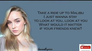 New Light - John Mayer - Lyrics - Cover by - Alice Kristiansen
