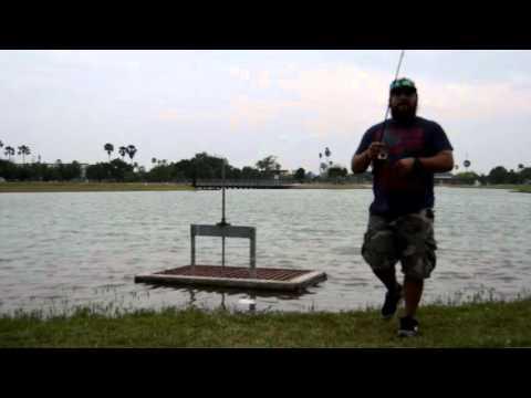 Bassin' Firemans Pond-McAllen Texas