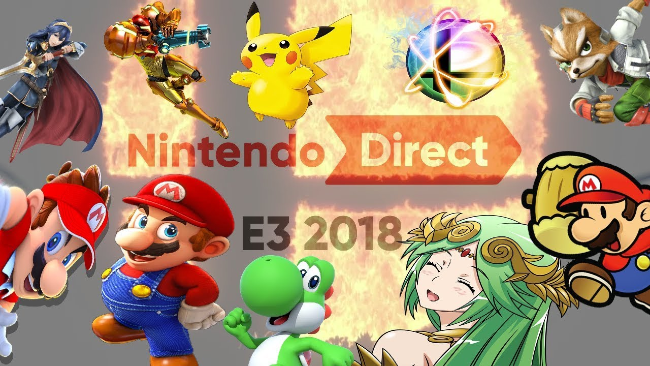E3 2018: Here's When The Nintendo Direct E3 2018 Takes Place And How You Can Watch