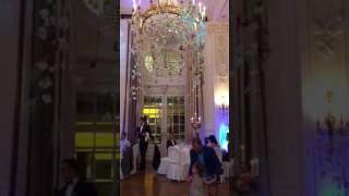 Словения .свадьба Алины