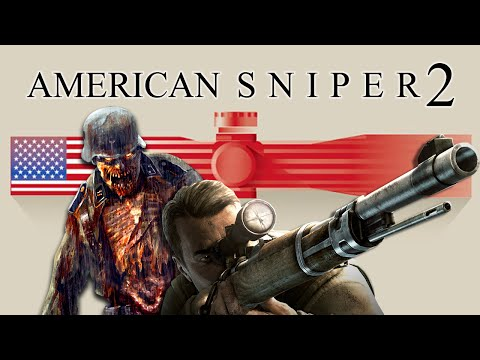 AMERICAN SNIPER 2 - ZOMBIES ATTACK ★ Call Of Duty Zombies (Zombie Games)