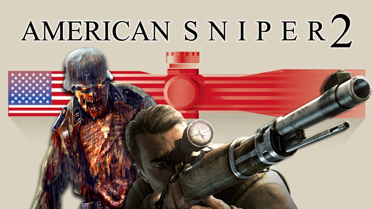 AMERICAN SNIPER 2 - ZOMBIES ATTACK ★ Call of Duty Zombies (Zombie Games) - YouTube