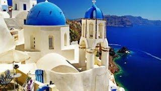 Остров Санторини, Греция  Туры на Санторини