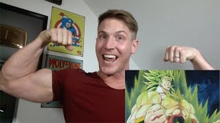 DragonBall Z Abridged MOVIE: BROLY -  REACTION!!!