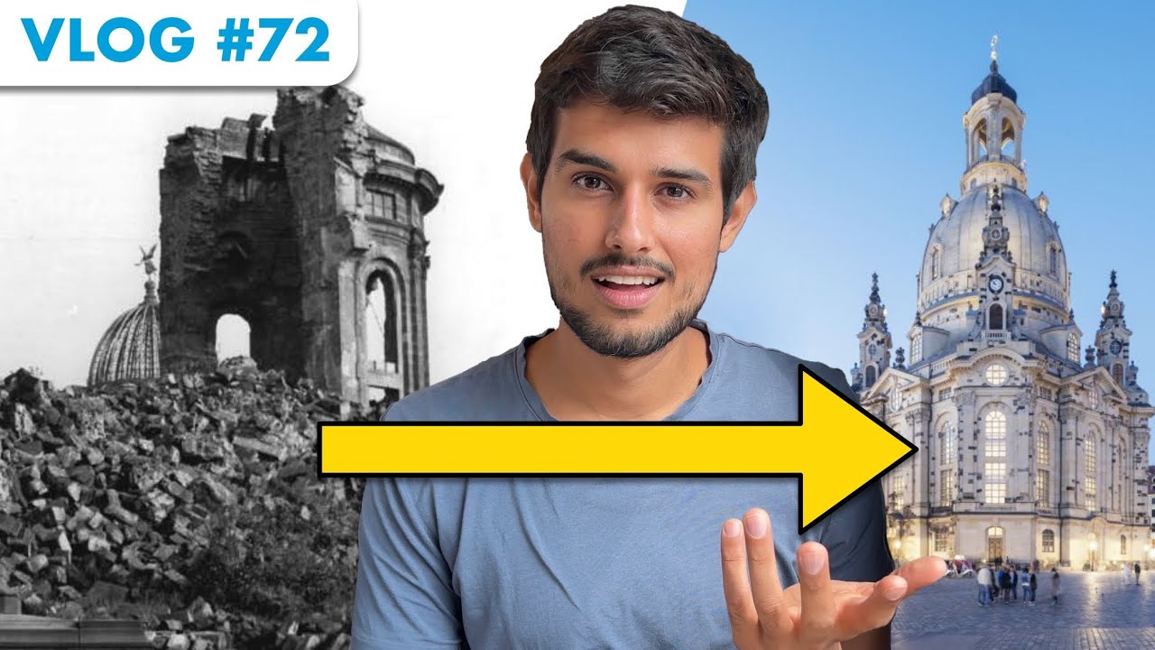 You won't believe they REBUILT this! | Dhruv Rathee Vlogs