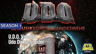 One Heart One Soul with U.D.O. Vocalist Udo Dirkschneider