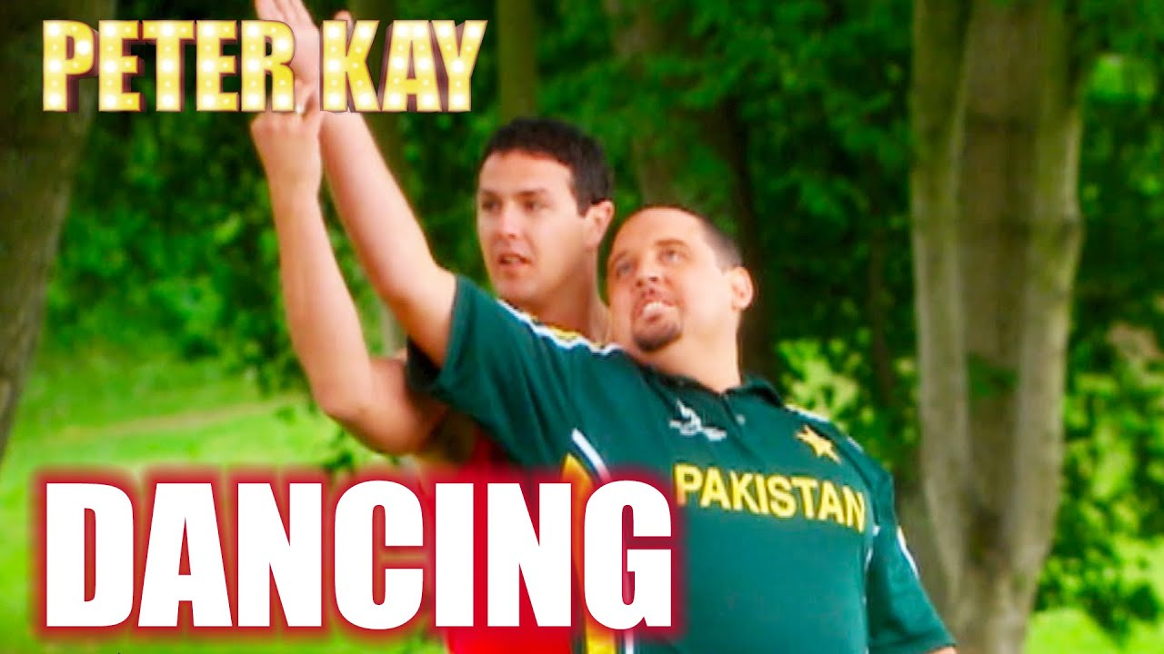 Paddy Teaches Max Dirty Dancing | Peter Kay