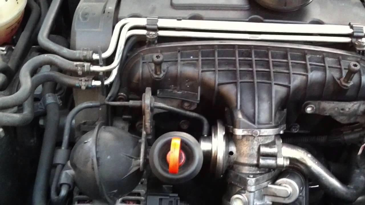 Beetle Fuse Box Bruit Suspect Moteur Golf 5 2 0l 140 Youtube