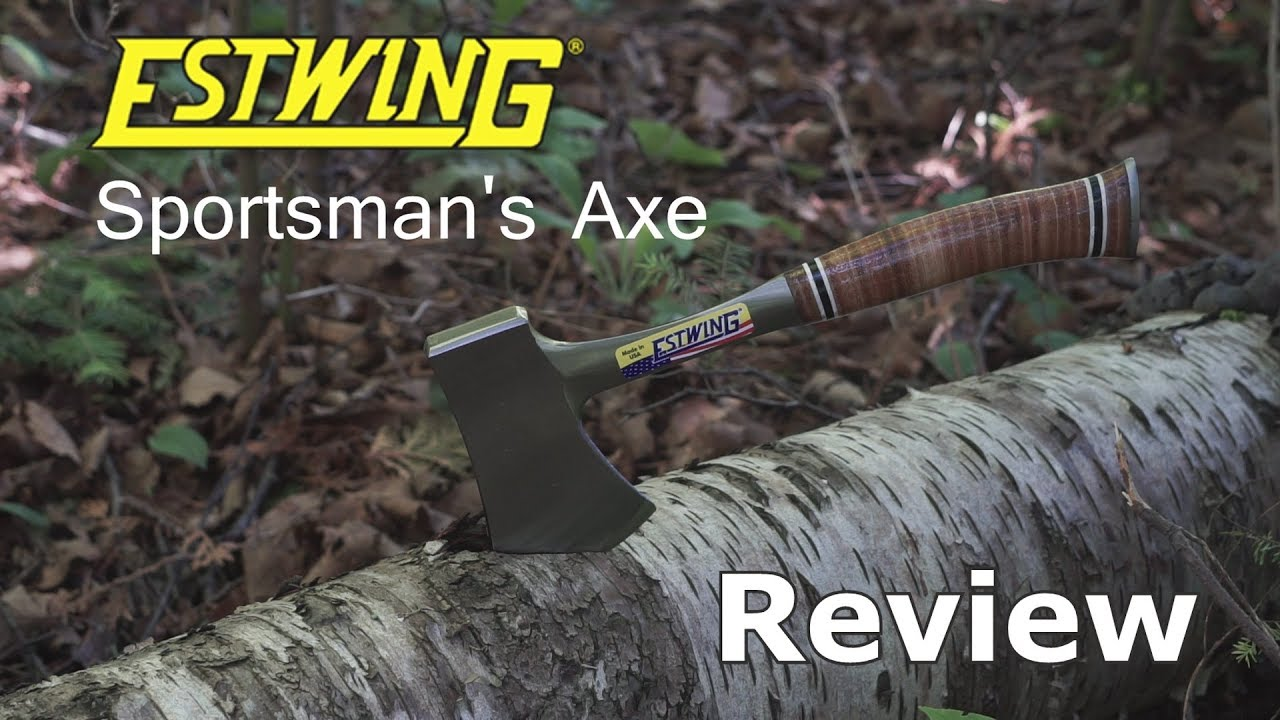 Estwing Sportsman's Axe Review
