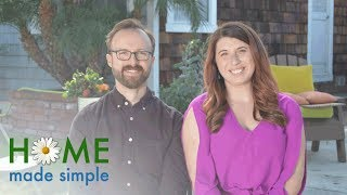 First Look His and Hers Master Makeover  Home Made Simple  Oprah Winfrey Network
