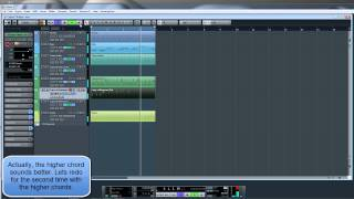 Reggae Beat Basics - How to make Reggae with Cubase 7
