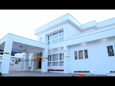 5800 sqft modern contemporary style 3 bhk home in ernakulam