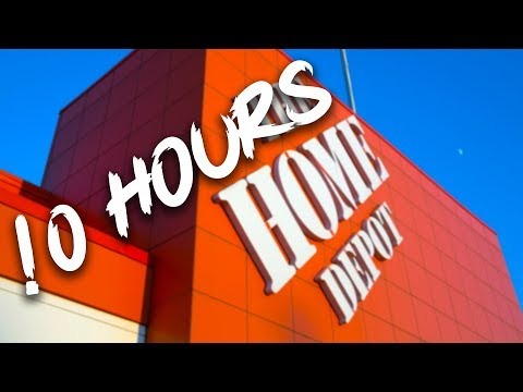 The Home Depot Theme Song for 10 Hours