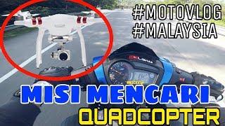 #255 JOMM CARI QUADCOPTER DI KUALA LUMPUR||MOTOVLOG