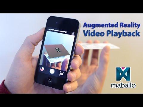 Vuforia Augmented Reality
