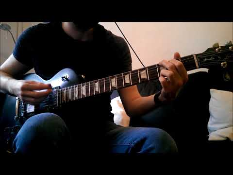 Mando Diao - Down in the past (Guitar cover)