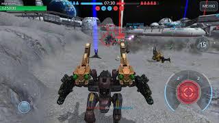 War Robots test server 3.7.0(405) New Bots