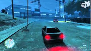 Grand Theft Auto IV (GTA 4/GTA IV) Gameplay Walkthrough Part #98 Assassin Mission: R.U.B. Down