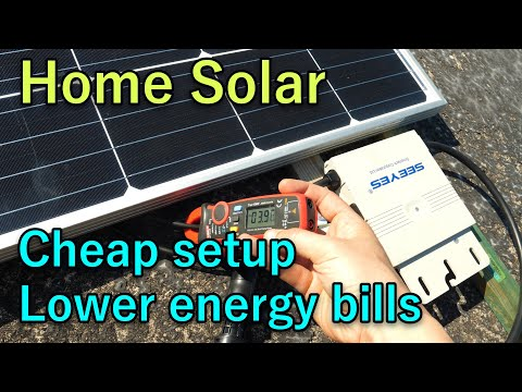Home Solar - Affordable & Easy Setup