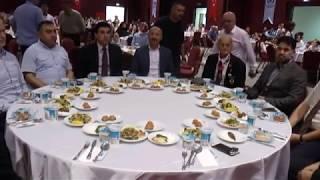Sultangazi'de Şehit Yakını Ve Gaziler Yemekte Bir Araya Geldi