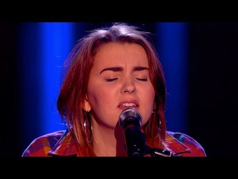 The Voice UK 2013   Bronwen Lewis performs 'Fields Of Gold' - Blind Auditions 6 - BBC One