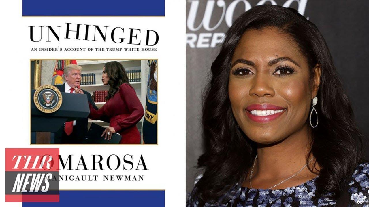 Omarosa's Book 'Unhinged': 5 Explosive Revelations | THR News