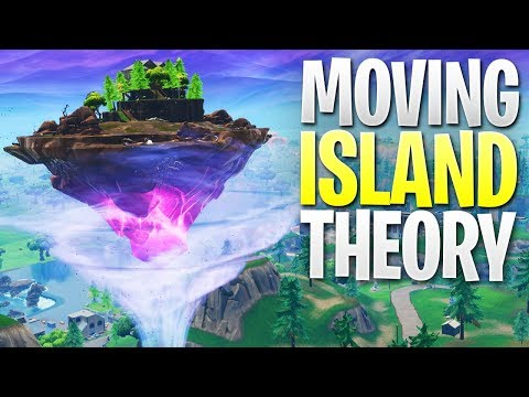 Fortnite Moving Island Theory thumbnail