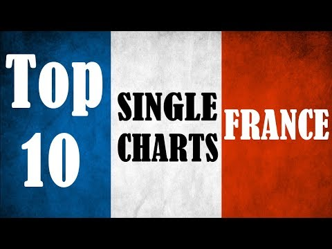 France Top 10 Single Charts | 13.10.2017 | ChartExpress