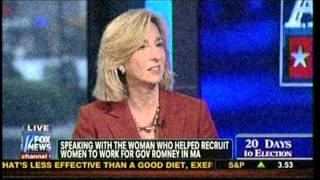 Lt. Gov. Kerry Healey: Governor Romney Recruited Women to Work in His Administration