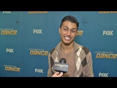 Paul - Cha Cha with Witney Carson - SYTYCD 10