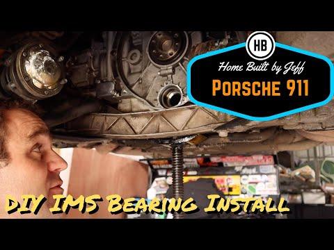 Porsche 996/986 DIY IMS bearing replacement