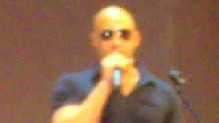 VIN DIESEL Talks Fast And Furious 6 In Moscow...