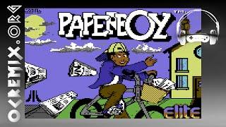 OC ReMix #12: Paperboy
