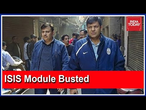 IS-Inspired Terror Module Was About To Carry Out Serial Attacks In Delhi, UP: NIA