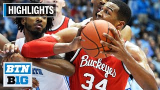 Highlights: Buckeyes Remain Undefeated | Ohio State at North Carolina | Dec. 4, 2019