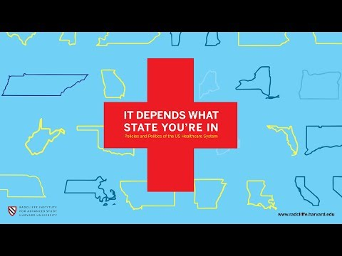 It Depends What State You're In: Policies and Politics of the US Health Care System | Part 1