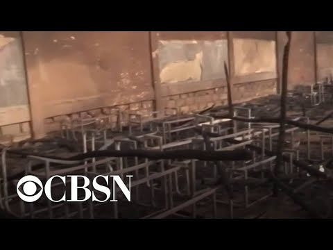 WorldView: Deadly school fire in Niger; India reports over 200,000 new COVID-19 cases