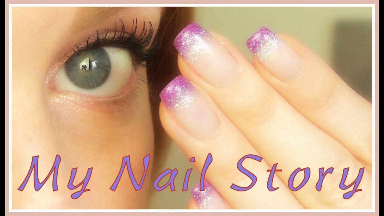 My Nail-Story | Knabbern,Pflegen,Gelnägel JA oder NEIN ...