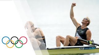 Murray & Bond (nzl) Win Rowing Men's Pair Gold   London 2012 Olympics