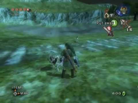 Zelda Twilight Princess Hyrule Field Full Speed In Dolphin Emulator Youtube