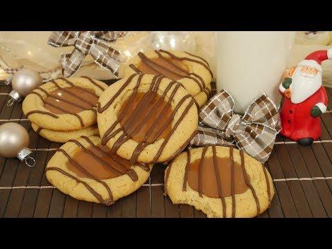 Snickers Cookies | Weihnachtsbäckerei | Synchron-Backen
