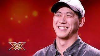 Адильхан Макин. X Factor Казахстан. Прослушивания. 7 сезон. Эпизод 1.
